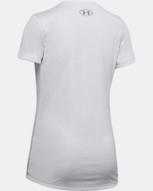 Girls' UA Basketball Graphic T-Shirt