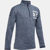 UnderArmour.com deals on Under Armour Velocity 1/2 Zip Boys Long Sleeve Shirt