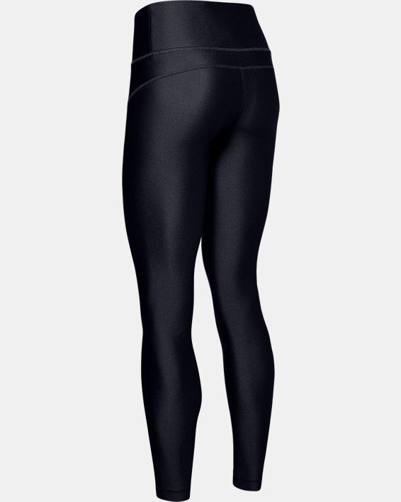 Women's HeatGear® Armour Hi-Rise Leggings, Black, pdpMainDesktop image number 5