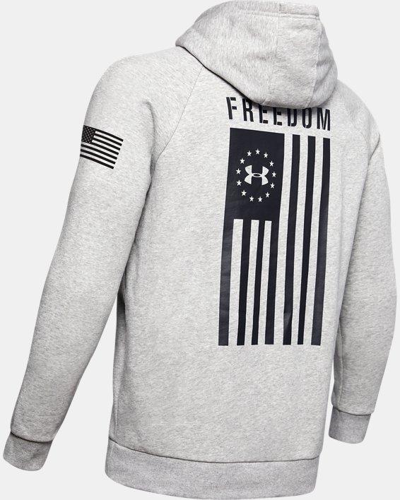 Reducción paño bancarrota  Men's UA Freedom Flag Rival Hoodie   Under Armour