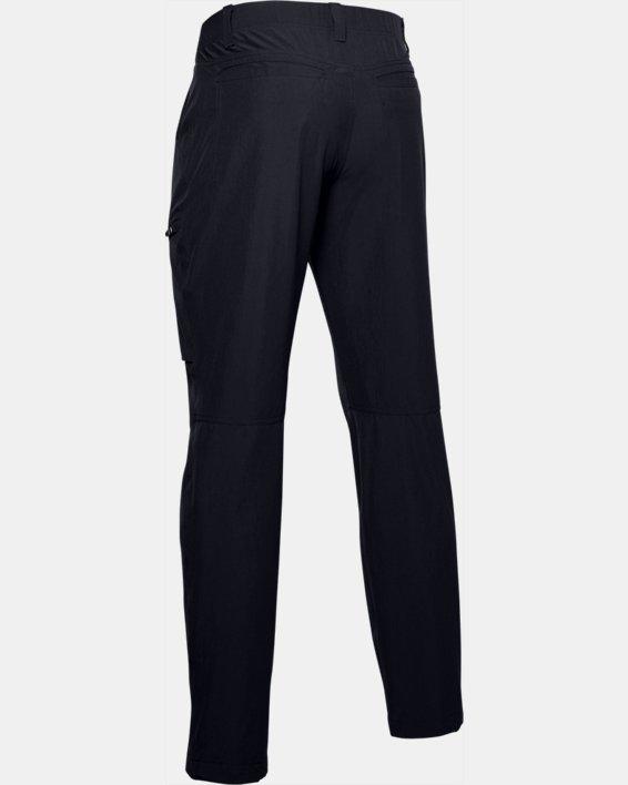 Men's UA Canyon Cargo Pants, Black, pdpMainDesktop image number 5