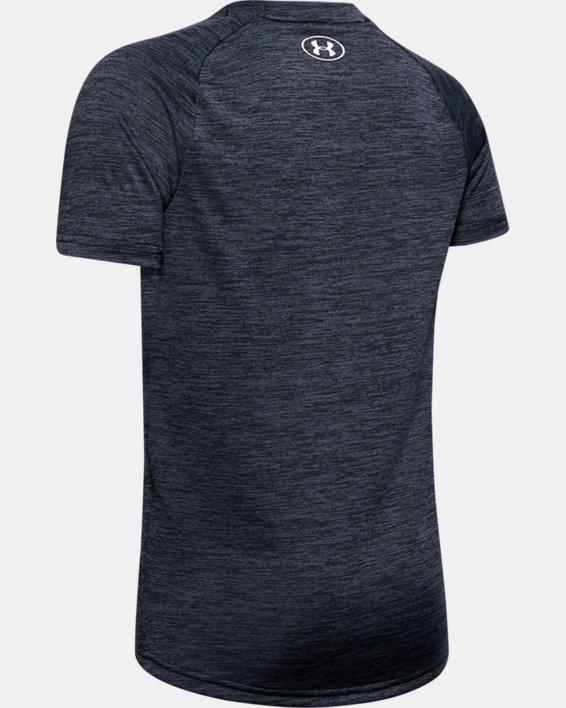 Boys' UA Tech™ 2.0 T-Shirt, Black, pdpMainDesktop image number 1