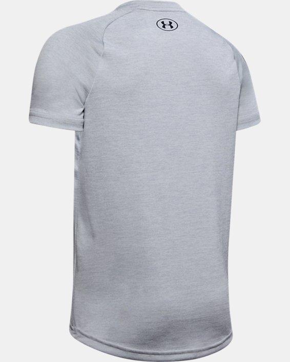 Boys' UA Tech™ 2.0 T-Shirt, Gray, pdpMainDesktop image number 1