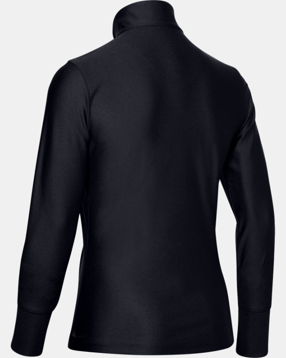 Women's UA Armour Sport Full Zip, Black, pdpMainDesktop image number 5