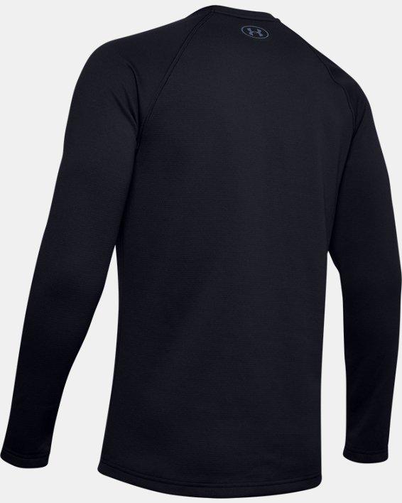 Haut à col ras du cou ColdGear® Base 4.0 pour homme, Black, pdpMainDesktop image number 7