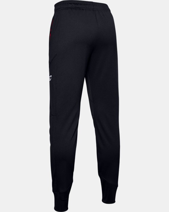 Boys' SC30™ Warm Up Pants, Black, pdpMainDesktop image number 1