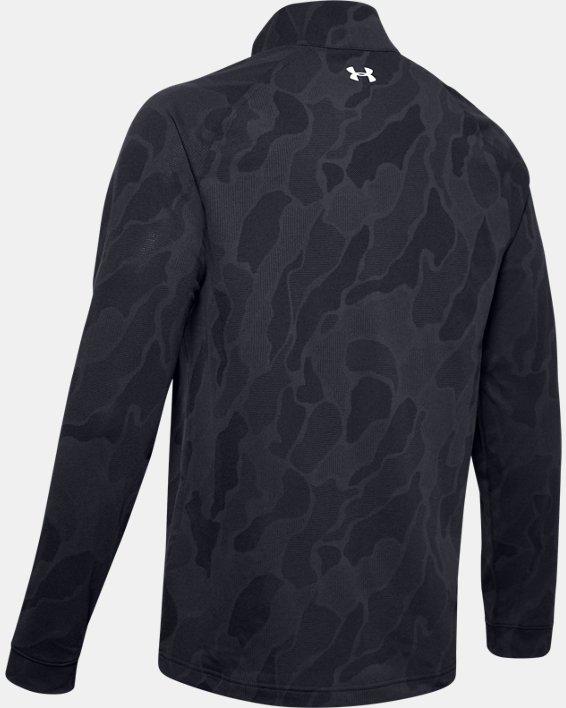 Sweat UA Vanish ½Zip pour homme, Black, pdpMainDesktop image number 4