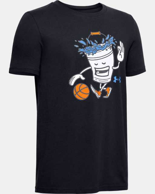 Boys' UA Mr. Buckets T-Shirt