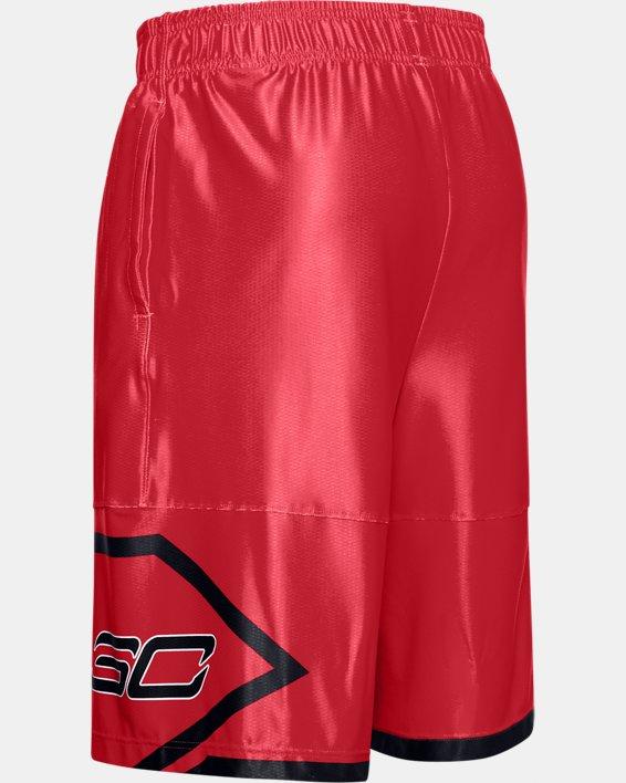 """Men's SC30™ Pick 'N Pop 11"""" Shorts, Red, pdpMainDesktop image number 5"""
