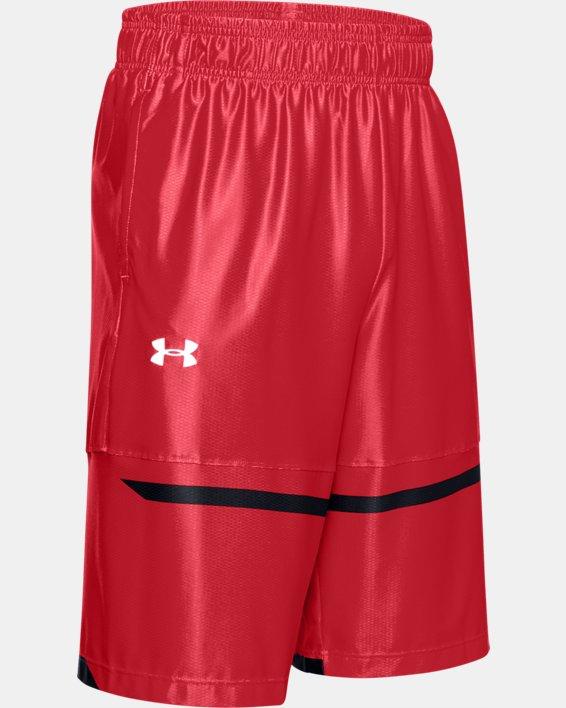 """Men's SC30™ Pick 'N Pop 11"""" Shorts, Red, pdpMainDesktop image number 4"""