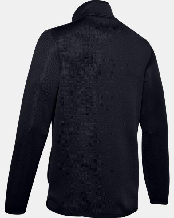 Men's UA /MOVE Track Jacket, Black, pdpMainDesktop image number 5