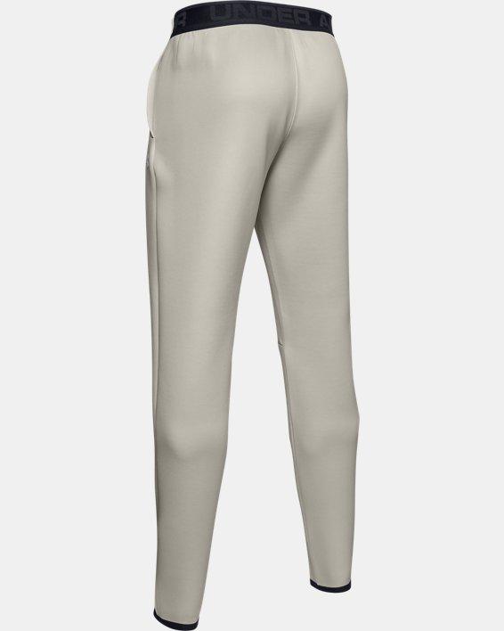 Men's UA /MOVE Pants, White, pdpMainDesktop image number 5