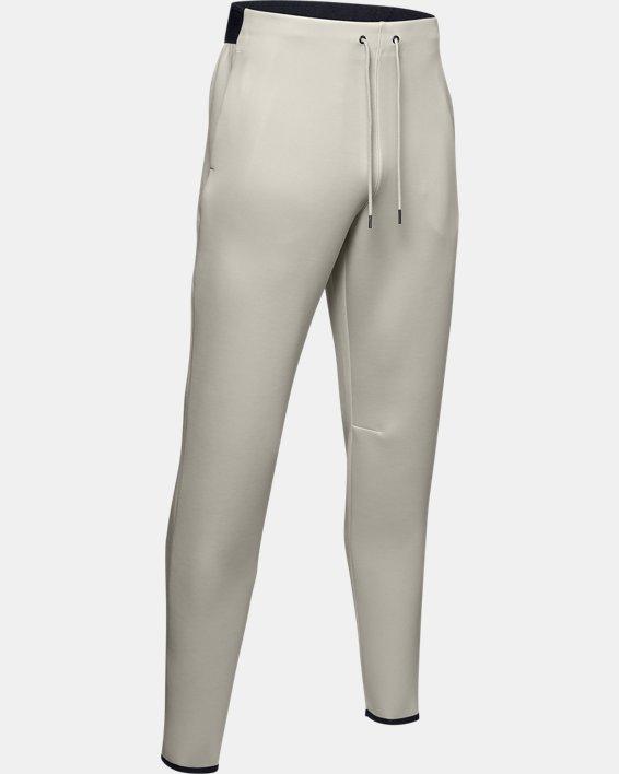 Men's UA /MOVE Pants, White, pdpMainDesktop image number 4