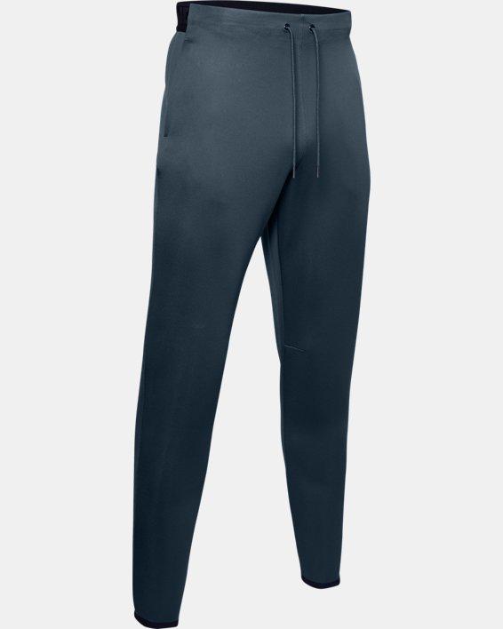 Pantalon UA /MOVE pour homme, Blue, pdpMainDesktop image number 4