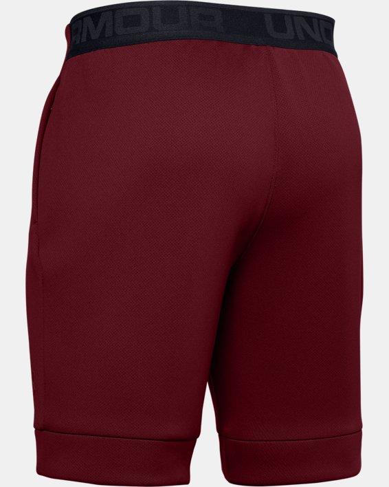 Men's UA /MOVE Shorts, Red, pdpMainDesktop image number 5