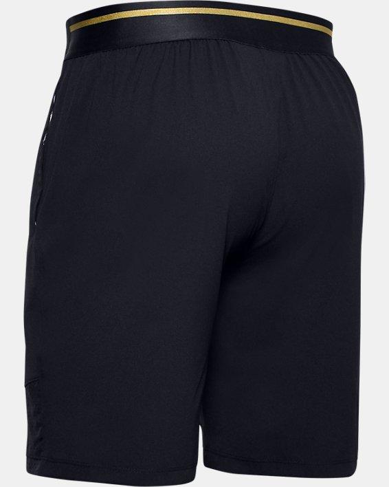 Men's UA Vanish Woven Upstream Camo Shorts, Black, pdpMainDesktop image number 4