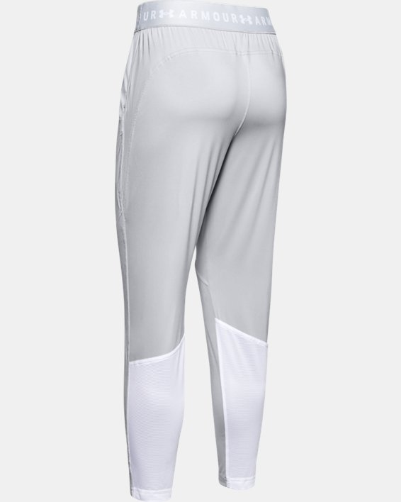 Women's UA Armour Sport Graphic Pants, Gray, pdpMainDesktop image number 5