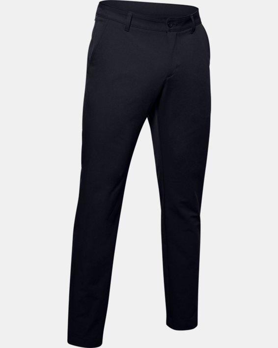 UA Tech Tapered Pant, Black, pdpMainDesktop image number 4