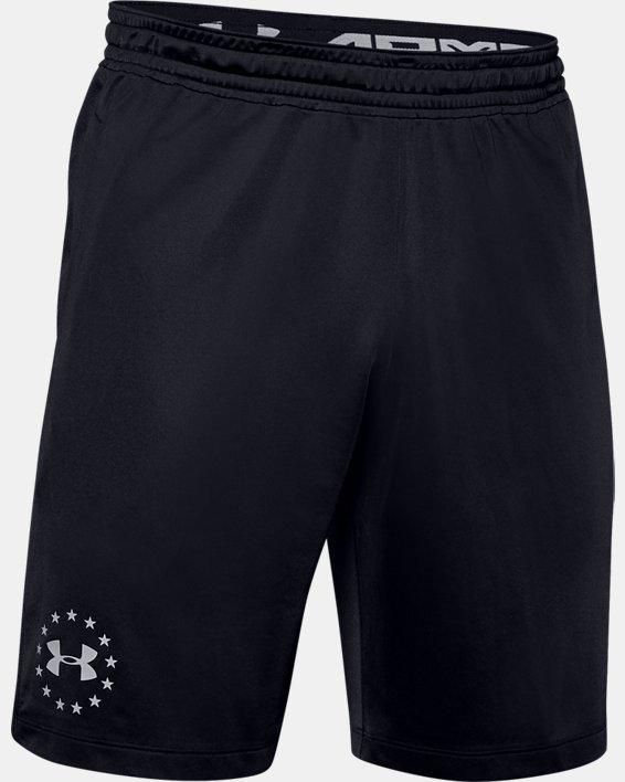 Men's UA Freedom MK-1 Shorts, Black, pdpMainDesktop image number 4