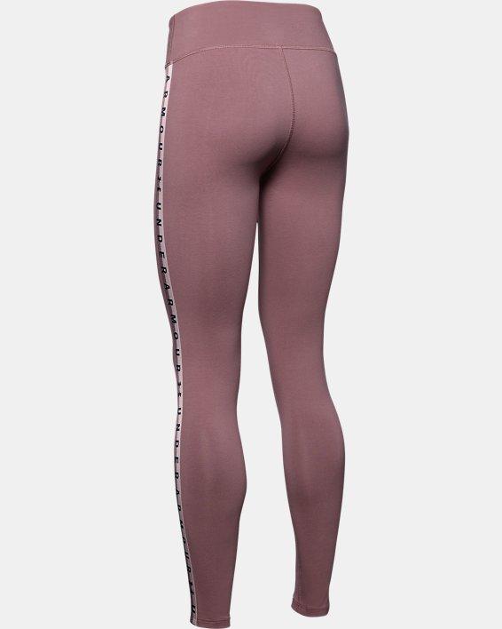 Women's UA Favorite Branded Leggings, Pink, pdpMainDesktop image number 5