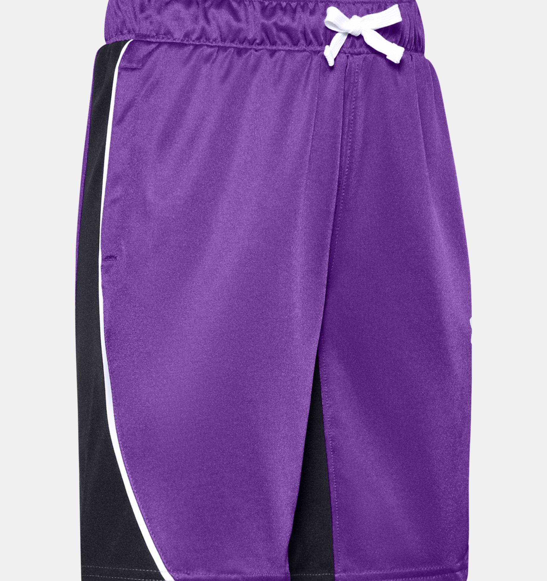 Underarmour Girls UA Basketball Shorts