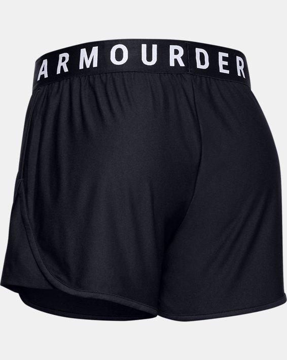 UA Play Up Shorts 5 inch&, Black, pdpMainDesktop image number 5