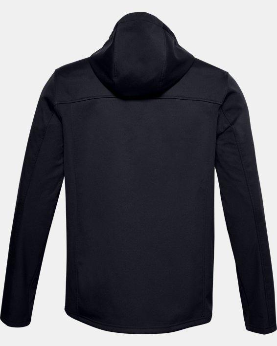 Herren ColdGear® Infrared Shield Jacke mit Kapuze, Black, pdpMainDesktop image number 6
