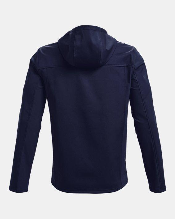 Herren ColdGear® Infrared Shield Jacke mit Kapuze, Blue, pdpMainDesktop image number 7
