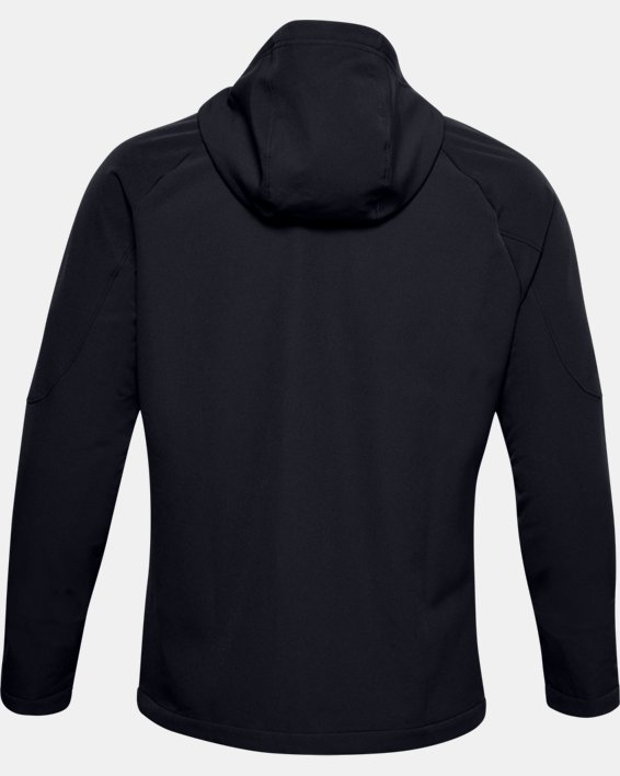 Herren ColdGear® Reactor Hybrid Lite Jacke, Black, pdpMainDesktop image number 6