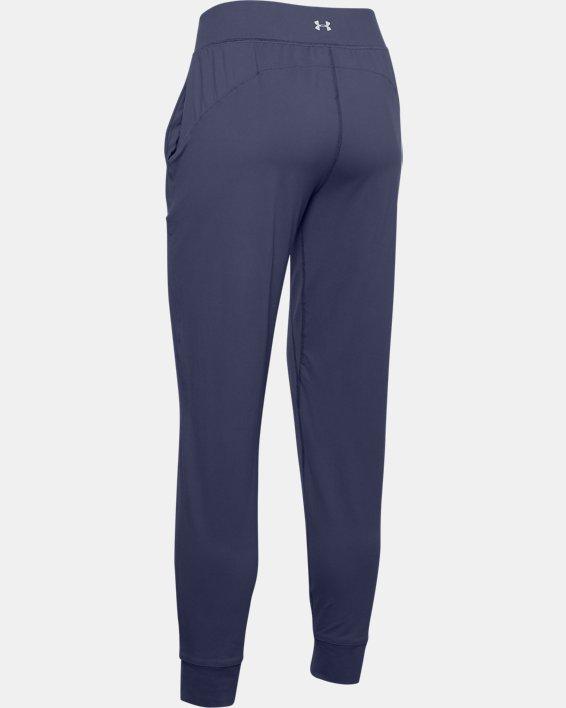 Women's UA Meridian Joggers, Blue, pdpMainDesktop image number 5