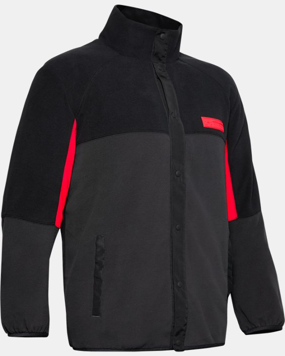Men's UA Always On Reversible Jacket, Gray, pdpMainDesktop image number 3