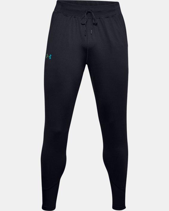 Pantalon de jogging UA RUSH™ Run pour homme, Black, pdpMainDesktop image number 2