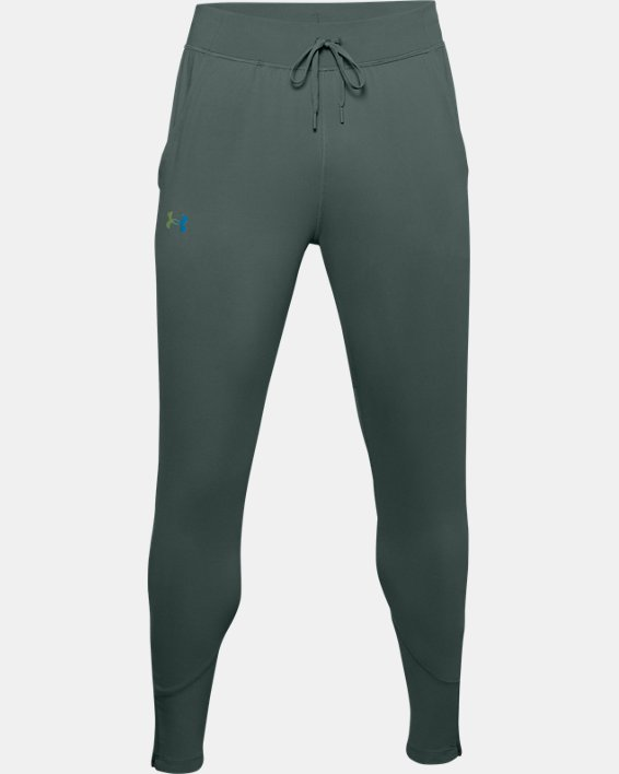 Men's UA RUSH™ Run Joggers, Blue, pdpMainDesktop image number 3