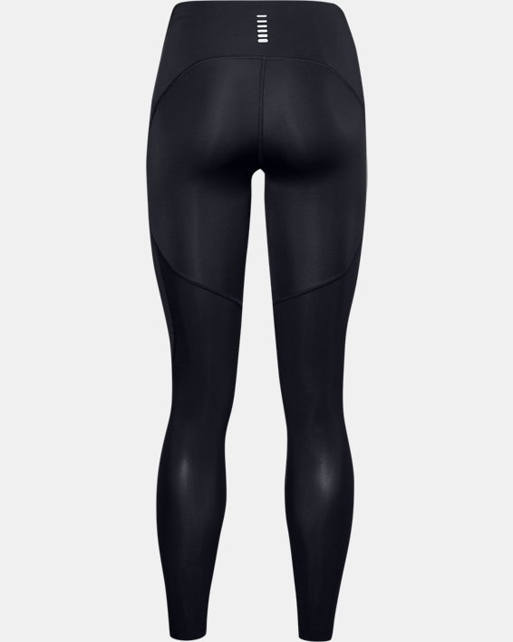 Women's UA Fly Fast 2.0 HeatGear® Tights, Black, pdpMainDesktop image number 5