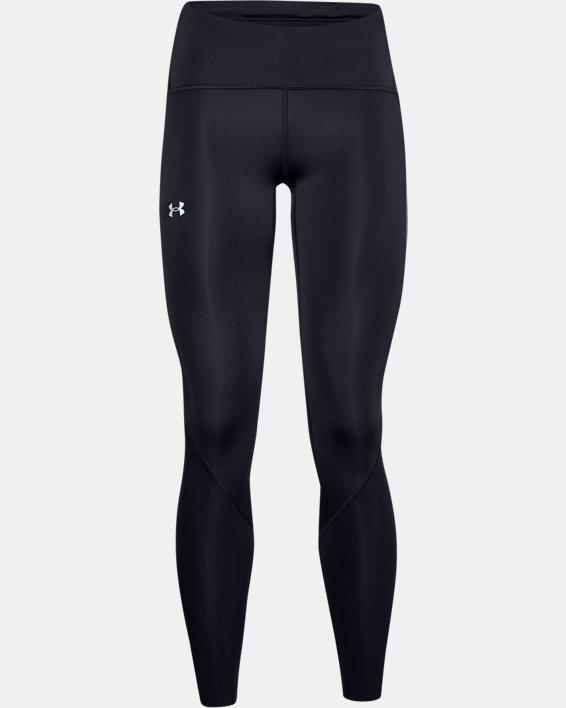 Women's UA Fly Fast 2.0 HeatGear® Tights, Black, pdpMainDesktop image number 4