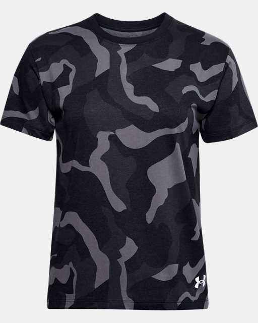 Women's UA Denali Print Short Sleeve