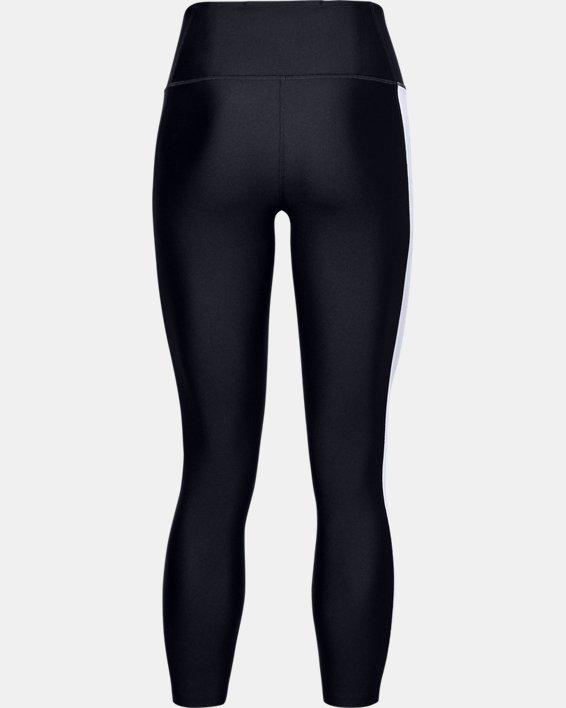 Legging 7/8 HeatGear® Armour Wordmark pour femme, Black, pdpMainDesktop image number 1