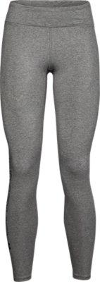Under Armour Favorite Wordmark Leggings Tights Hose Sporthose Trainingshose
