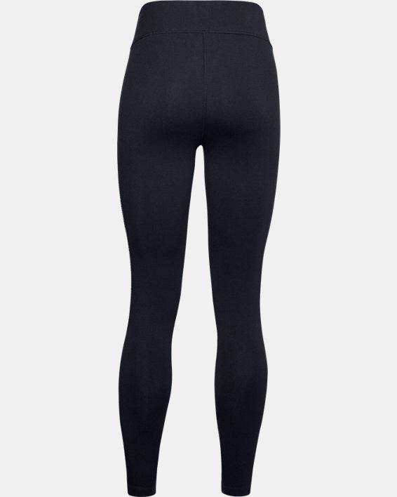 Legging UA Favorite Hi-Rise pour femme, Black, pdpMainDesktop image number 4