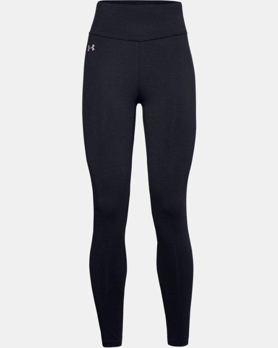 Legging UA Favorite Hi-Rise pour femme, Black, pdpMainDesktop image number 3