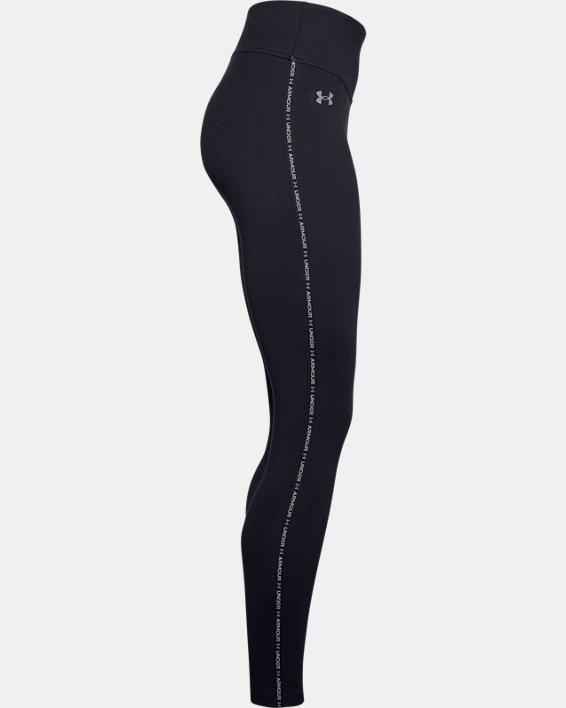 Legging UA Favorite Hi-Rise pour femme, Black, pdpMainDesktop image number 5