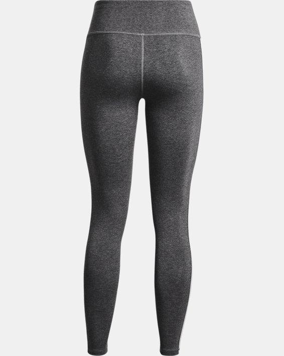 Legging UA Favorite Hi-Rise para mujer, Gray, pdpMainDesktop image number 4