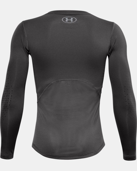 LS Fitted Grippy Top, Gray, pdpMainDesktop image number 1