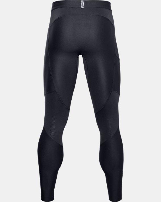 Men's Project Rock HeatGear® Leggings, Black, pdpMainDesktop image number 3