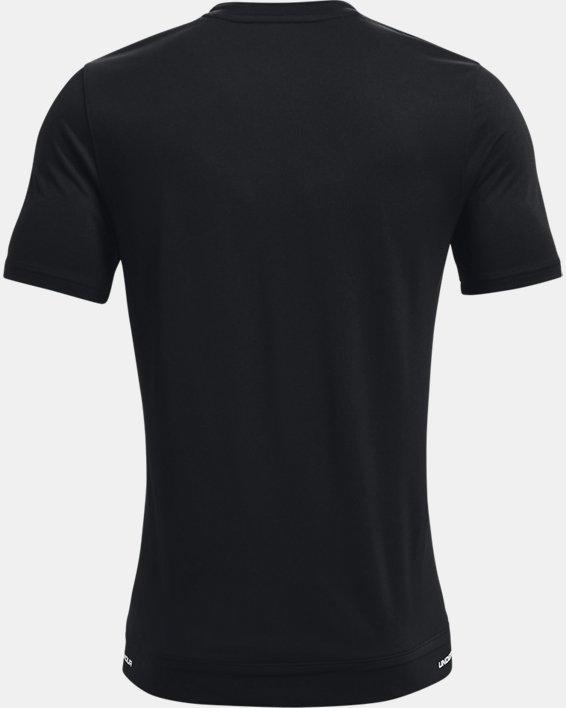 Men's UA Accelerate Premier T-Shirt, Black, pdpMainDesktop image number 5