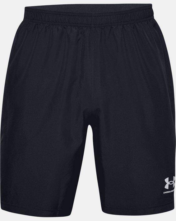 Herren UA Accelerate Premier Shorts, Black, pdpMainDesktop image number 4