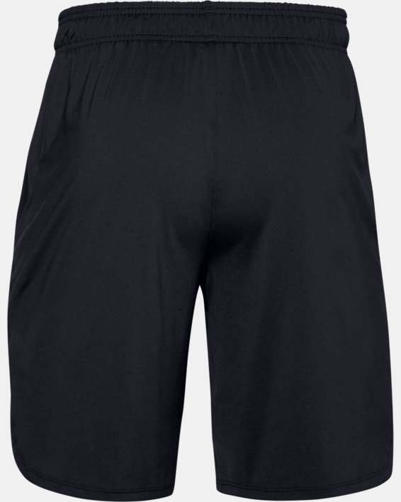 Men's UA Training Stretch Shorts, Black, pdpMainDesktop image number 2