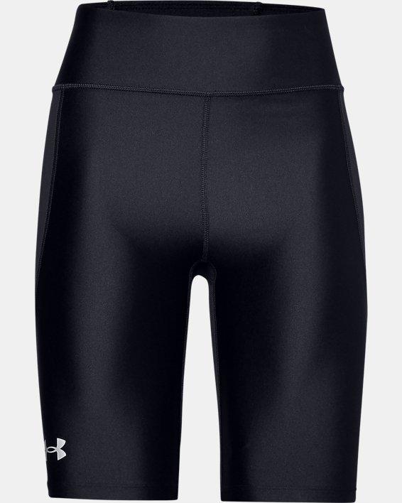Women's UA Softball Slider Shorts, Black, pdpMainDesktop image number 0