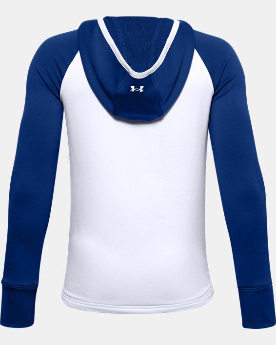 Boys' SC30™ Baseline Hoodie, Blue, pdpMainDesktop image number 1