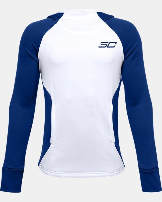Boys' SC30™ Baseline Hoodie, Blue, pdpMainDesktop image number 0